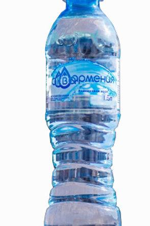 Аква  Армения  Б/Г 1.5л пэт (1х6) вода оптом