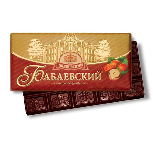 Бабаевский  с Фундуком 100гр 1шт. оптом
