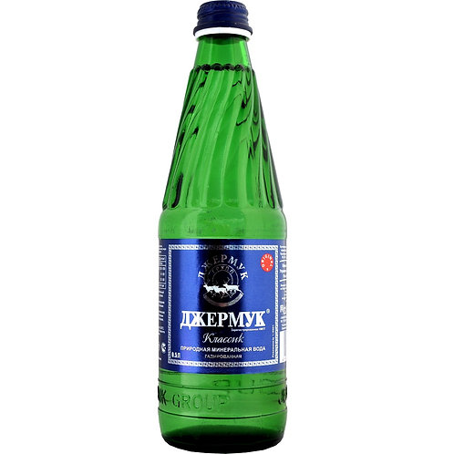 Джермук Газ  0.5л ст (1х12) вода оптом