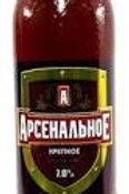 Арсенальное Крепкий 1.5л пэт  (1x9) пиво оптом