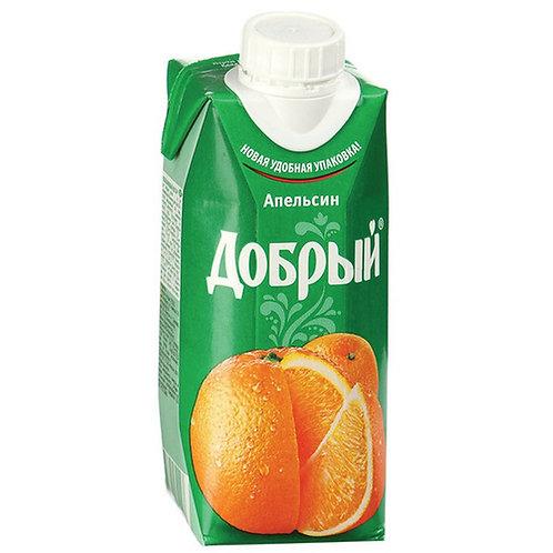 Добрый Апельсин  0.33л (1х24) оптом