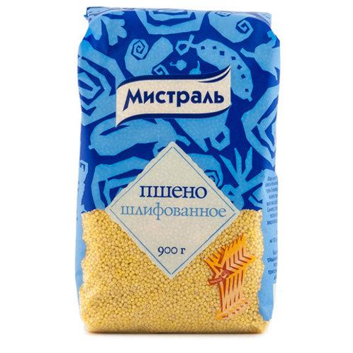 """Пшено  """"Мистраль""""  900 гр. оптом"""