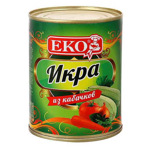 """Икра из кабачков """"ЭКО"""" ж/б 360гр 1шт. оптом"""