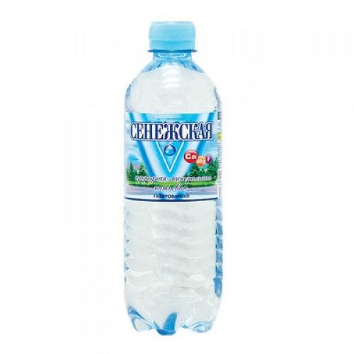 Сенежская Газ 0.5л пэт (1х12) вода оптом