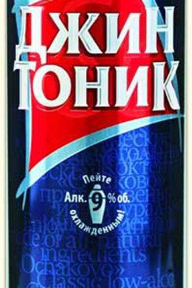 Очаково Джин Тоник 0.5л ж/б (1х24) оптом