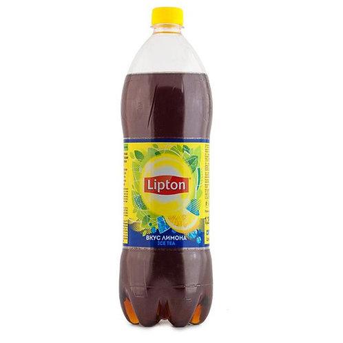 Липтон Чай Лимон  1л  пэт (1х12) оптом