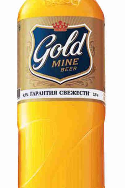 Голд-Бир 2.5л пэт  (1х6) пиво оптом