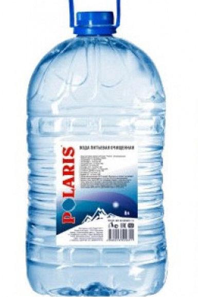 Поларис  5л  пэт (1х2) вода оптом