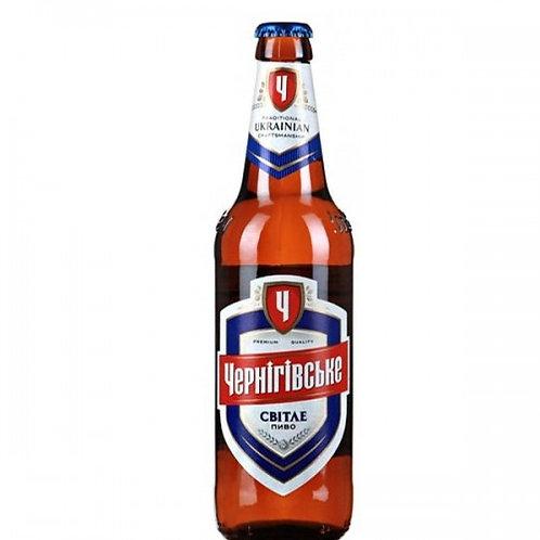 Черниговское светлое  0.5л ст (1х20) пиво оптом