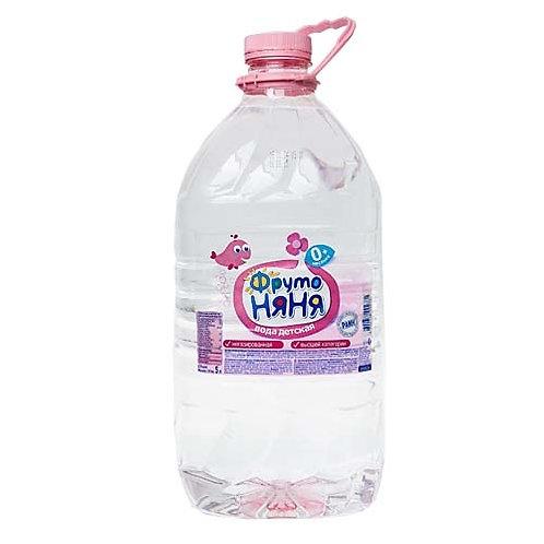 """Фрутоняня """"детская""""  5л пэт (1х2) вода оптом"""