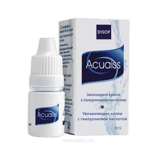 Ակնակաթիլ Disop® Acuaiss Moisturizing drops 6ml.
