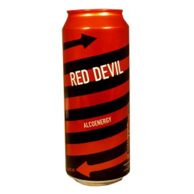 Ред Девил 0.5л ж/б (1х24) оптом