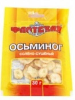 """Осьминог  """"Флотская"""" 30гр 1шт."""
