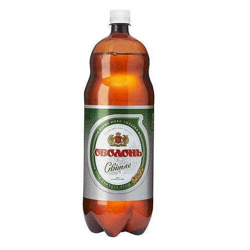 Оболонь Светлое 1,5 л  пэт (1х6) пиво оптом