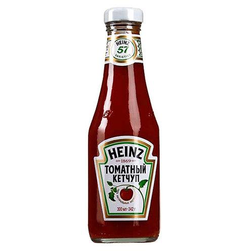 Кетчуп Heinz  342гр томатный ст. 1шт. оптом