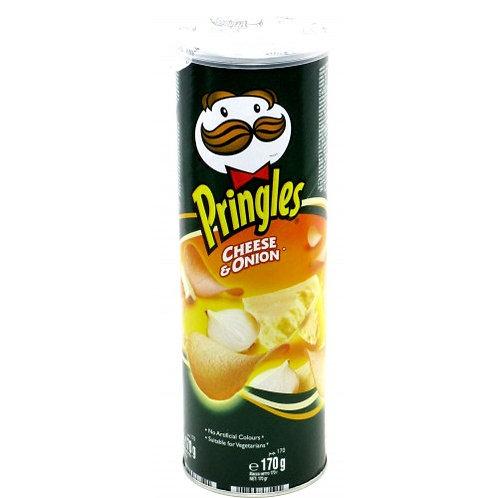 Принглс 170гр Сыр лук оптом
