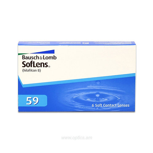 Bausch & Lomb® Soflens 59
