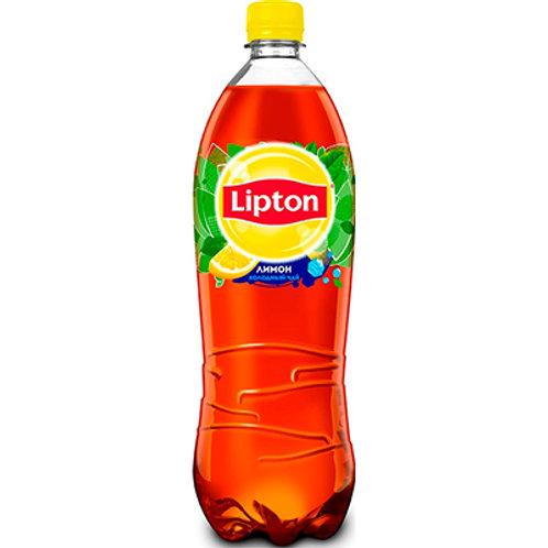 Липтон Чай Малина  1л  пэт (1х12) оптом