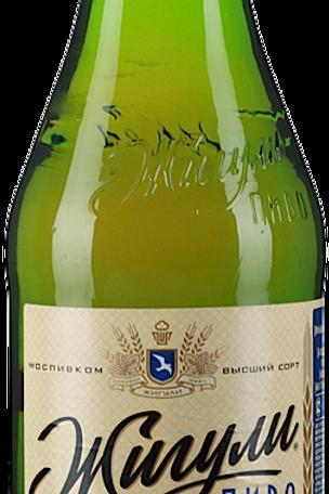 Жигули БАРНОЕ  0,75л  ст (1х12) пиво оптом