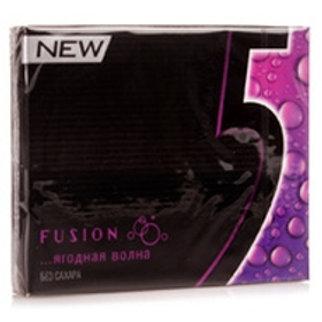 Ригли 5  Ягодная волна  Fusion (1х10) оптом
