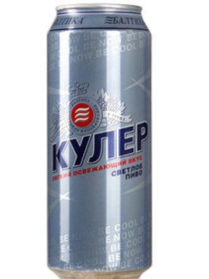 Кулер 0.5л ж/б  (1х24) пиво оптом
