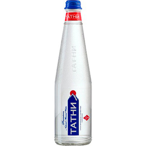 Татни б/г 0,5л бел. ст. (1х12) вода оптом
