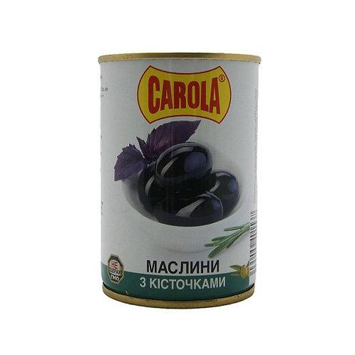 """Маслины  """"Карола""""  б/к  300гр оптом"""