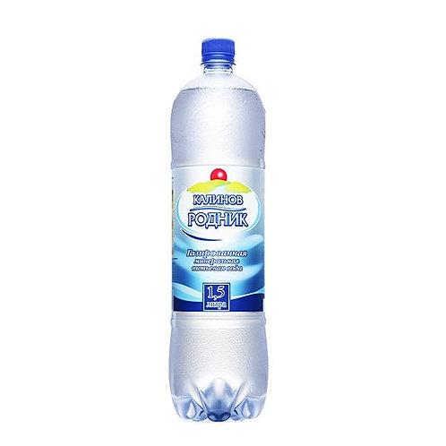 Калинов Родник Газ 1,5л пэт (1х6) вода оптом