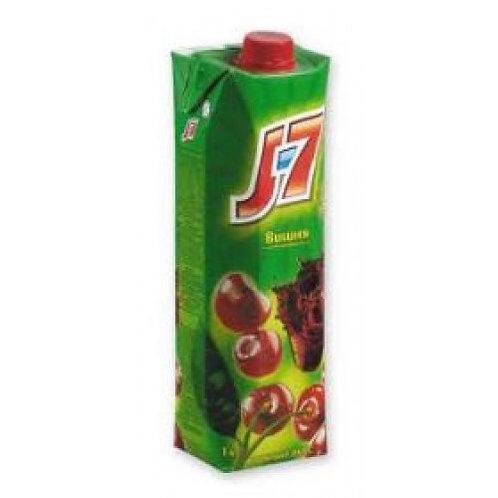 J-7 Вишня 1л (1х12) оптом
