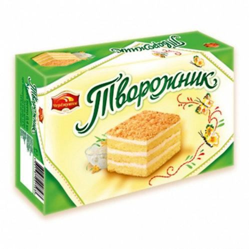 Торт Тварожно-йогуртовый   400гр  маленький оптом