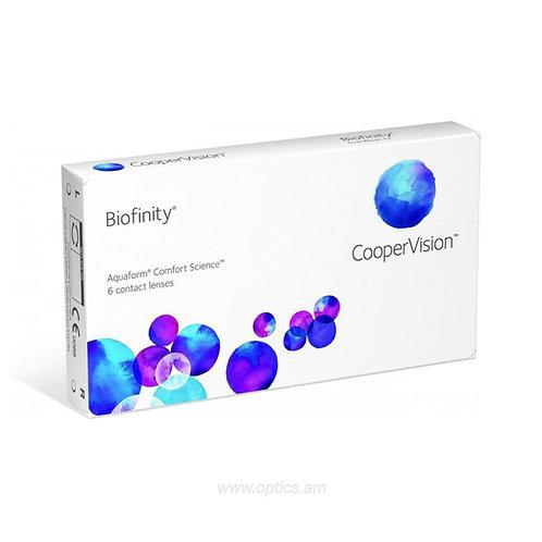 CooperVision® Biofinity