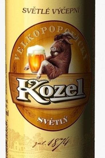 Козел св. 0.5л ж/б  (1х24) пиво оптом