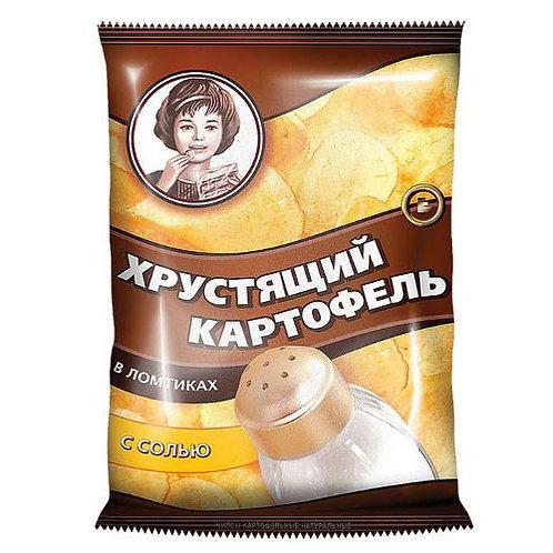 Хрустящий  Картофель  40гр оптом