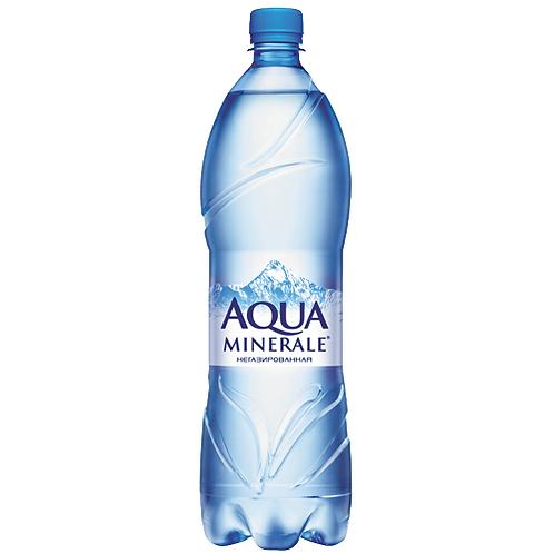 Аква Б/Г 1.25л пэт (1х12) вода оптом