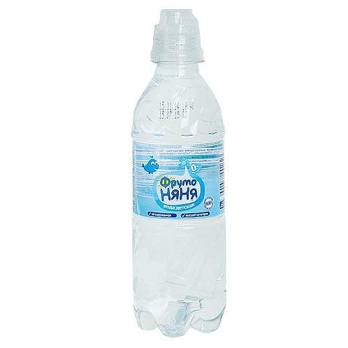 """Фрутоняня """"детская""""  0,33л пэт (1х12) вода оптом"""