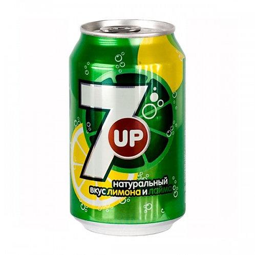 7UP  0.33л ж/б (1х12) оптом