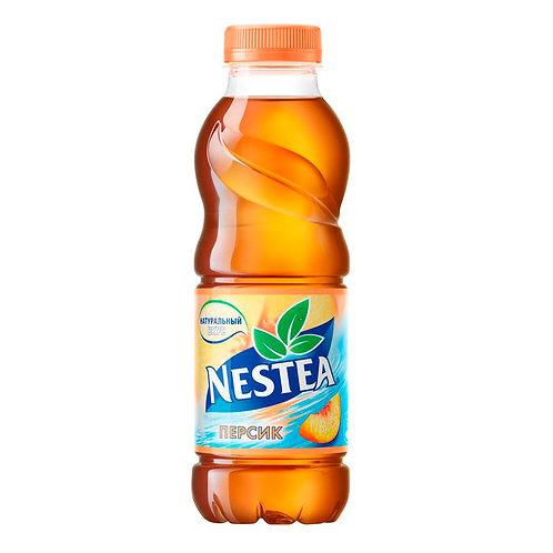 Чай Нести  Персик  1л пэт (1х12) оптом