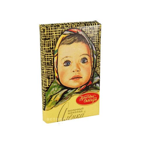Шоколад Аленка 15гр 1шт. оптом