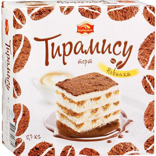 Торт Тирамису 700гр  большой оптом