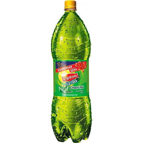 Липтон Чай Зеленый  2л пэт (1х6) оптом