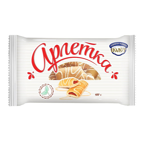 "Печенье  ""Арлетка""  белый оптом"