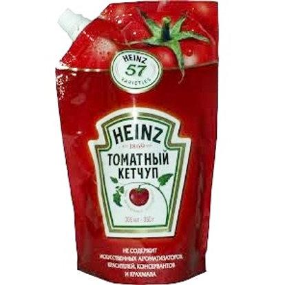Кетчуп Heinz 350гр Томатный 1шт. оптом