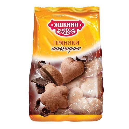 Пряники  Яшкино Шоколадные  350гр оптом