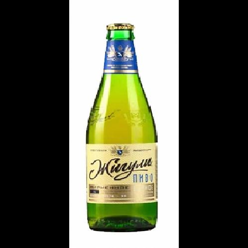 Жигули БАРНОЕ 1л  ст (1х12) пиво оптом