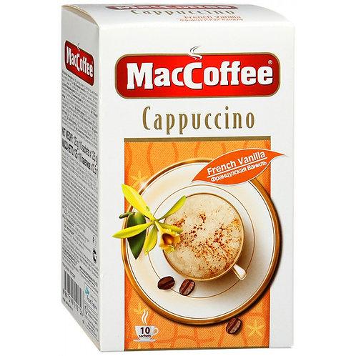 Мак Капучино Француский ваниль 5г (1х10) оптом