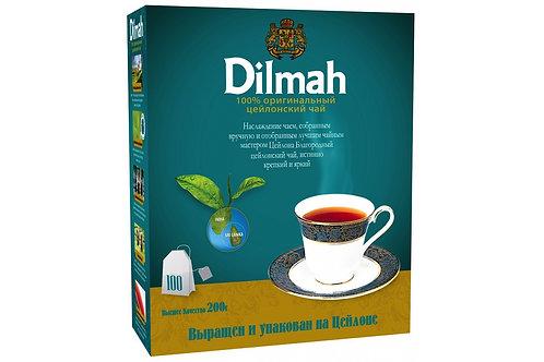 Чай Dilmah (100 пакет) 1шт. оптом
