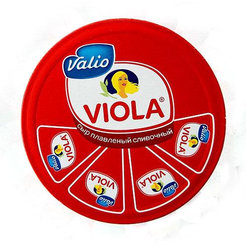 Сыр Виола 140гр ВАЛИО 1шт. оптом