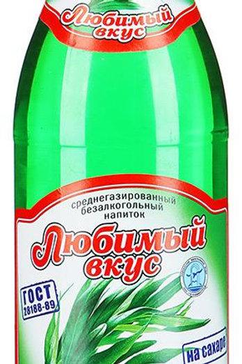 Лимонад Любимый Вкус Тархун 0,5л ст (1х20) оптом