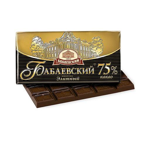 Шоколад Бабаевский  Элитный 100гр 1шт. оптом