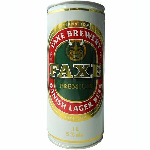 Факс  1л  ж/б (1х12) пиво оптом
